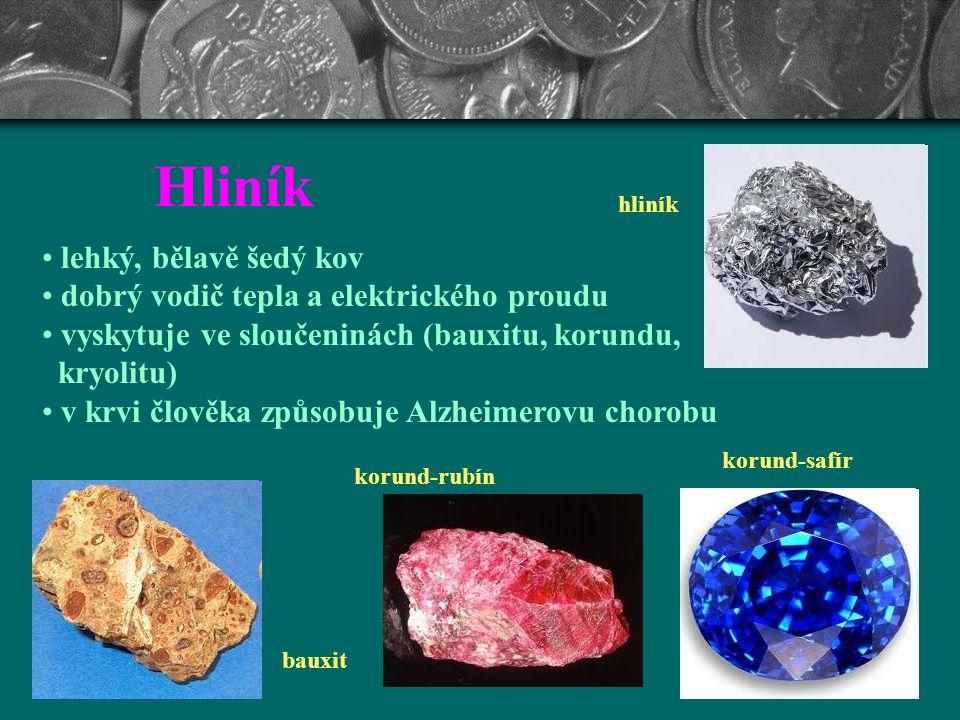 Mosaz je slitina mědi a zinku je měkká, odolná proti korozi používá se k výrobě hudebních nástrojů vybavení koupelen, dekorativní předměty, šperky