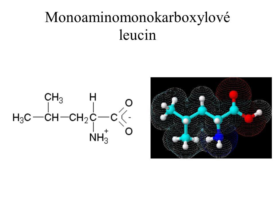 Sirné aminokyseliny methionin