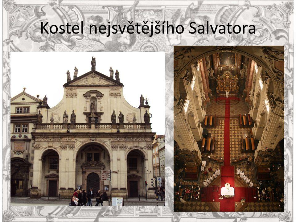 Kostel nejsvětějšího Salvatora