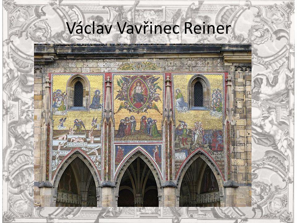 Václav Vavřinec Reiner