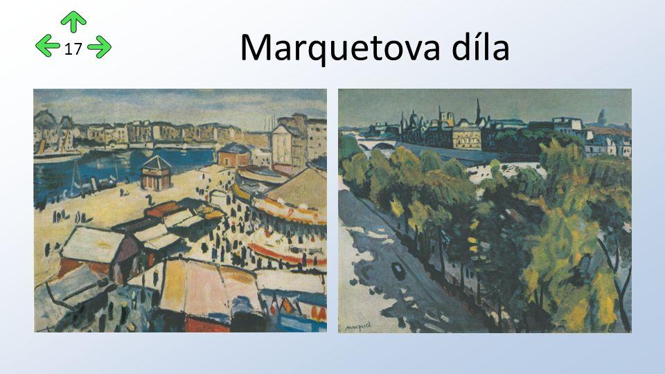Marquetova díla 17