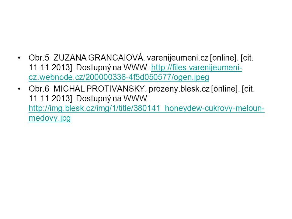 Obr.5 ZUZANA GRANCAIOVÁ. varenijeumeni.cz [online].