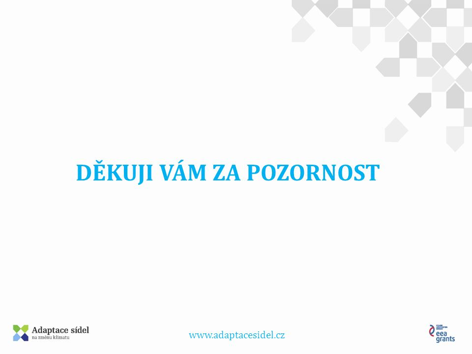 www.adaptacesidel.cz DĚKUJI VÁM ZA POZORNOST
