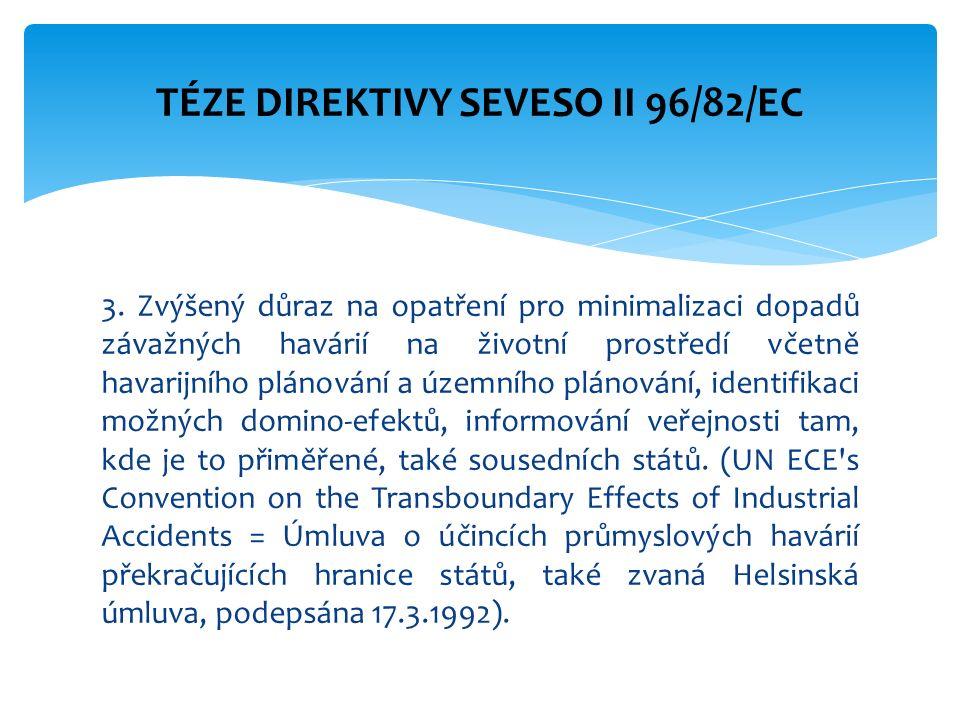 4.Podrobné stanovení povinností pověřených úřadů ve vztahu k hodnocení bezpečnostních zpráv (čl.