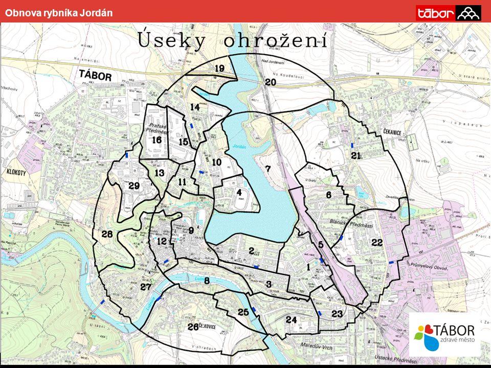 autor 18.4.2011www.taborcz.eu Obnova rybníka Jordán