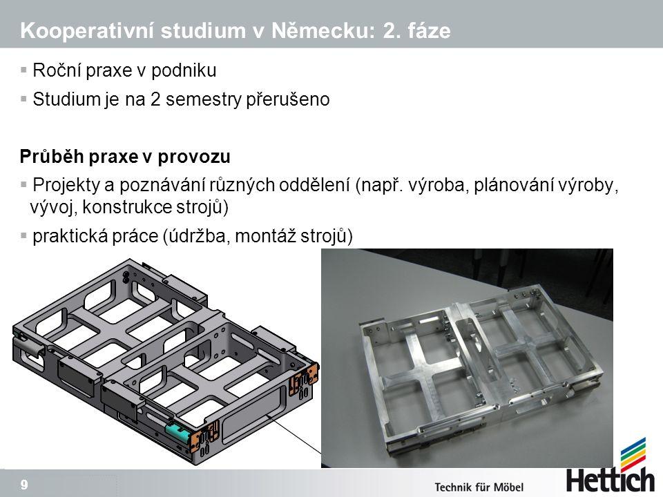 30 Oblast činnosti Nástrojárna  Konstrukce nástrojů Tvářecí nástroje např.