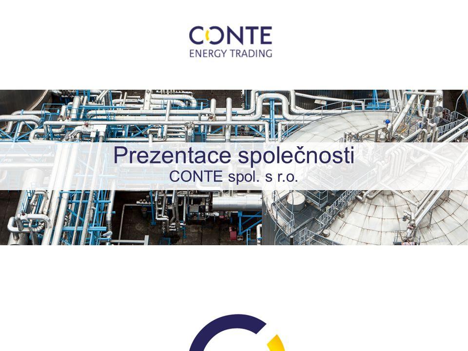 Prezentace společnosti CONTE spol. s r.o.