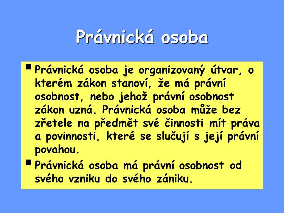 ZÁKON O OBCHODNÍCH KORPORACÍCH A DRUŽSTVECH ( č.