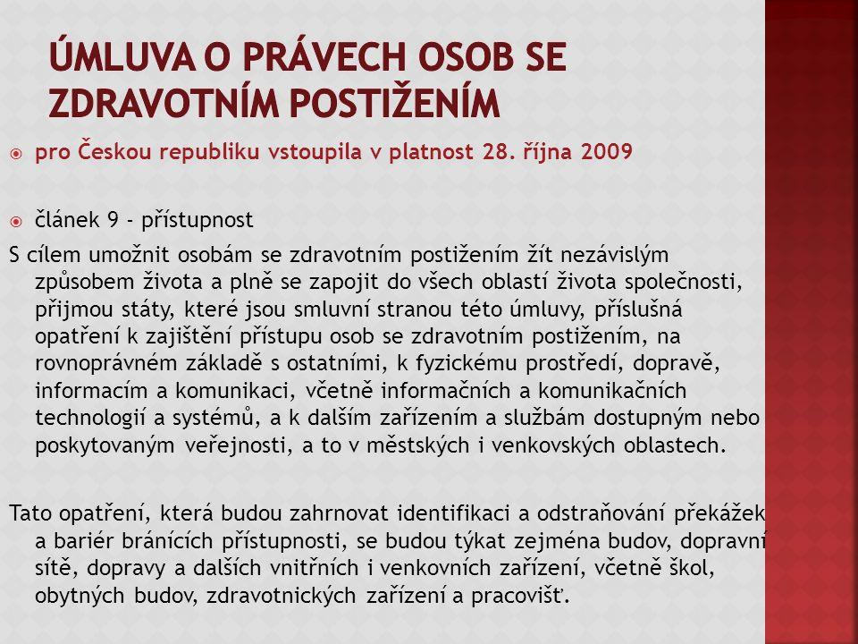  pro Českou republiku vstoupila v platnost 28.