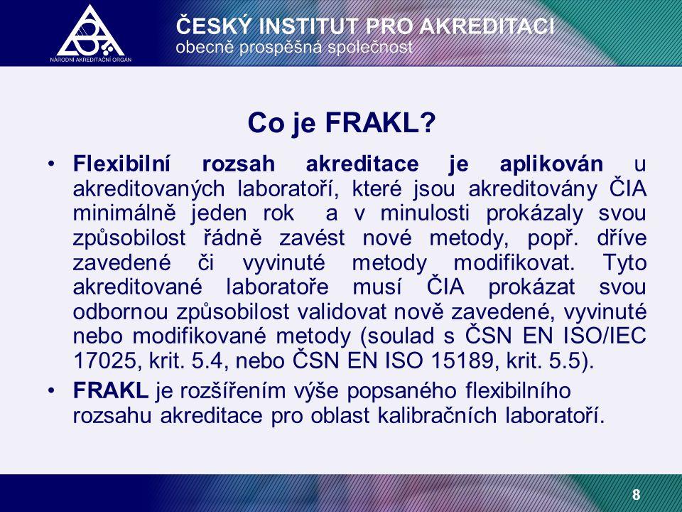 8 Co je FRAKL.
