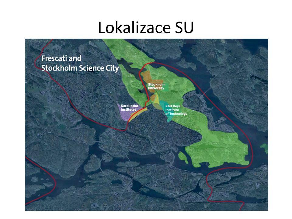 Lokalizace SU