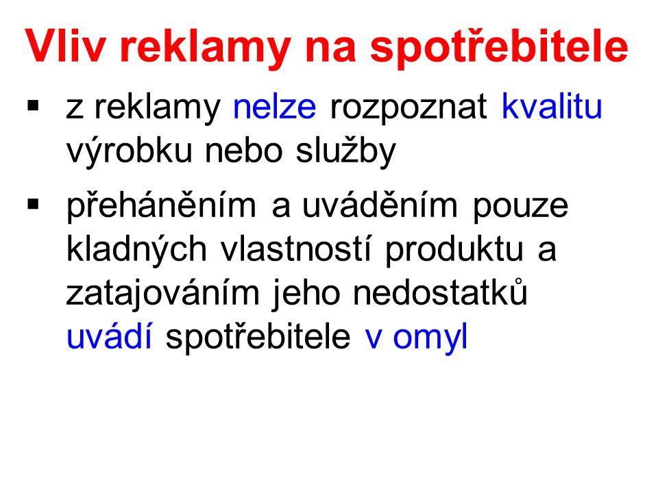 Použité zdroje: PETRÁŠKOVÁ, V.– HORVÁTHOVÁ, Z.: Vybrané kapitoly z finanční gramotnosti.