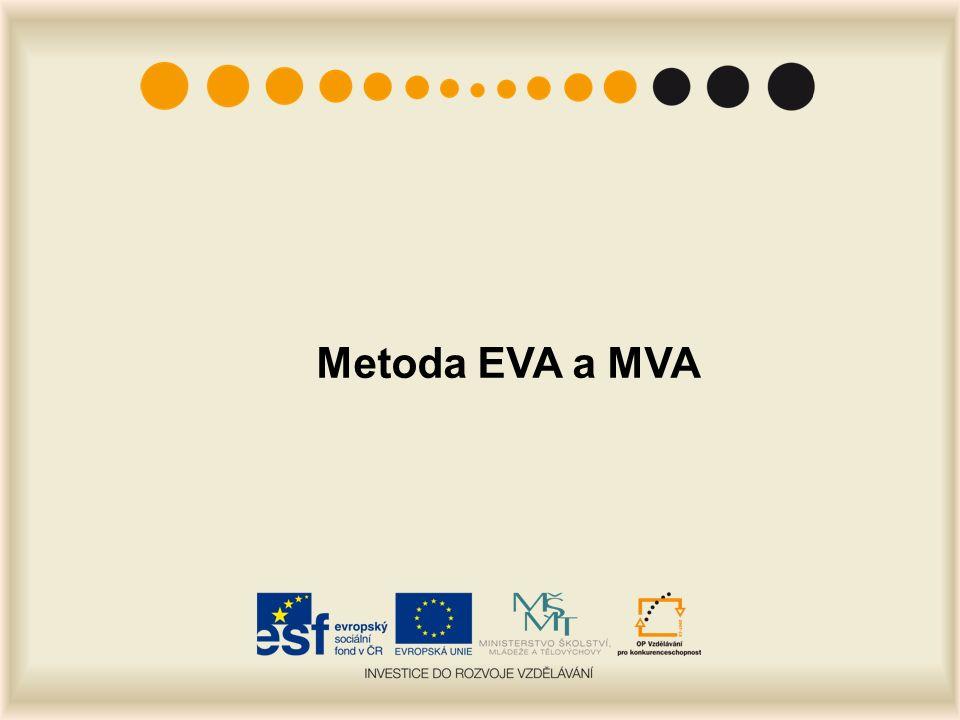 Metoda EVA a MVA