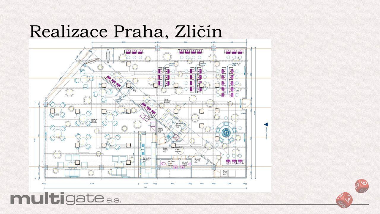 Realizace Praha, Zličín