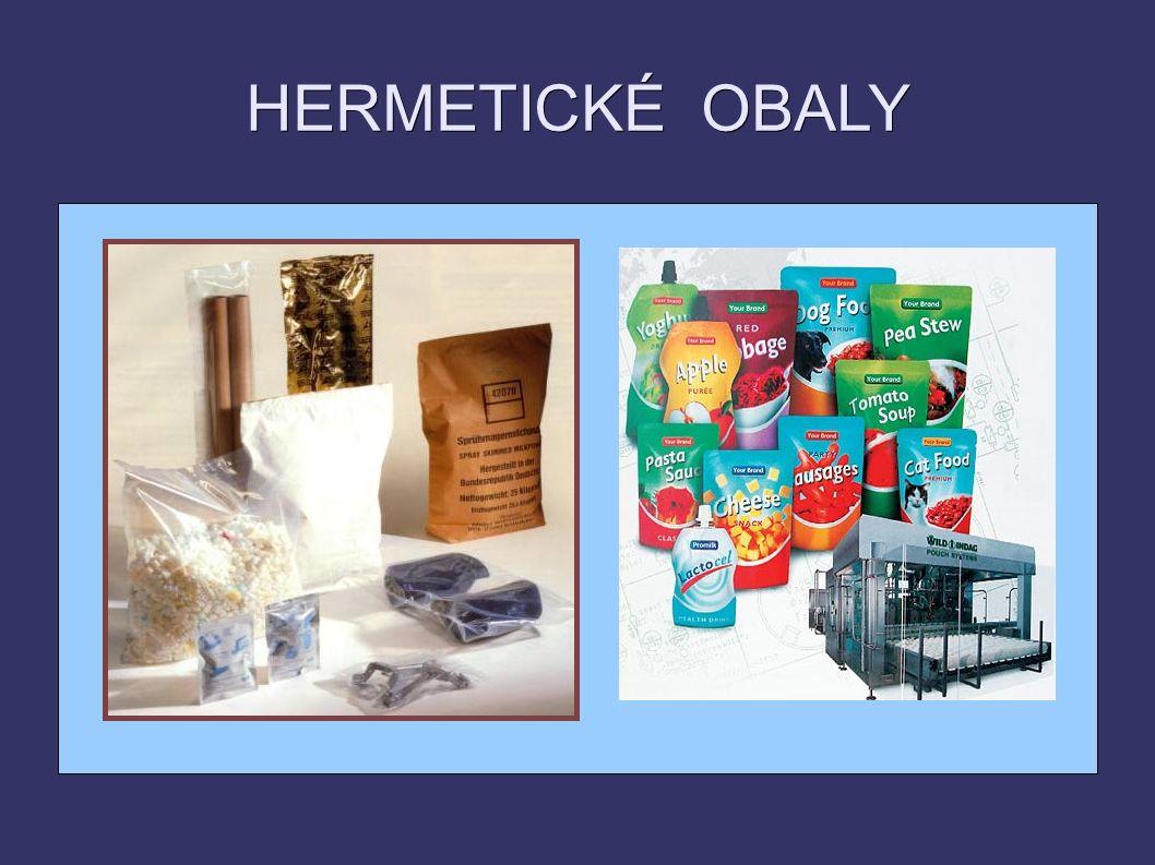 HERMETICKÉ OBALY
