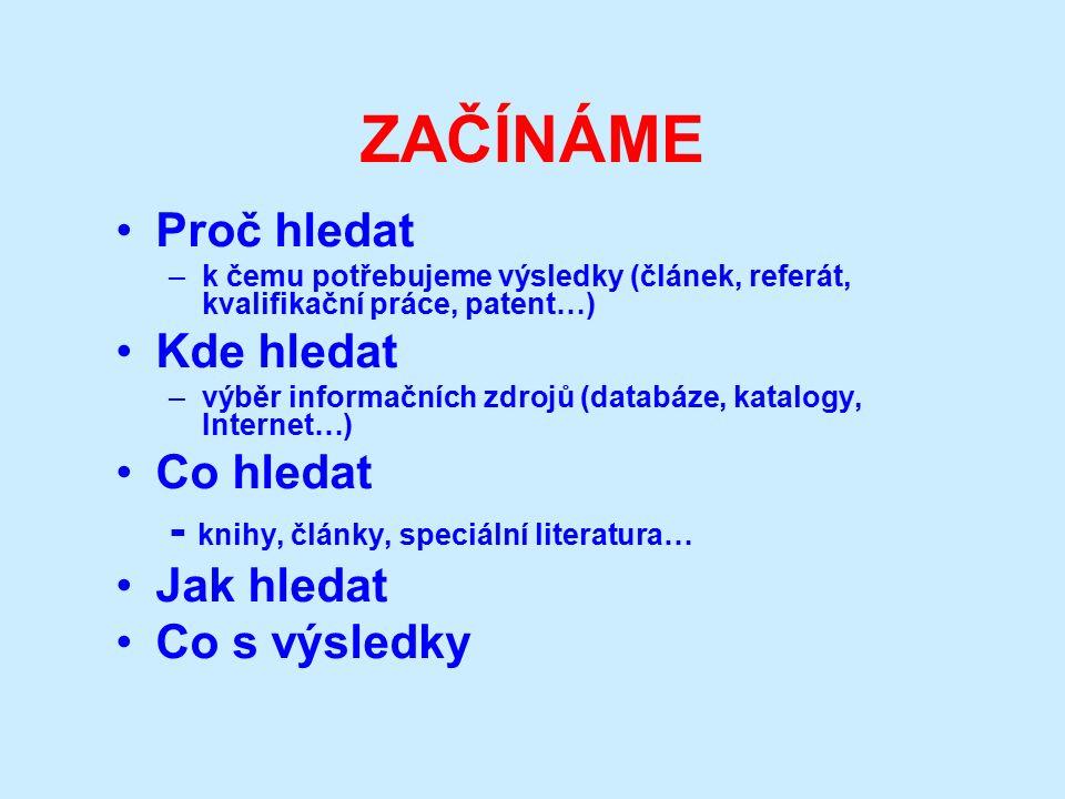Online kurzy a návody