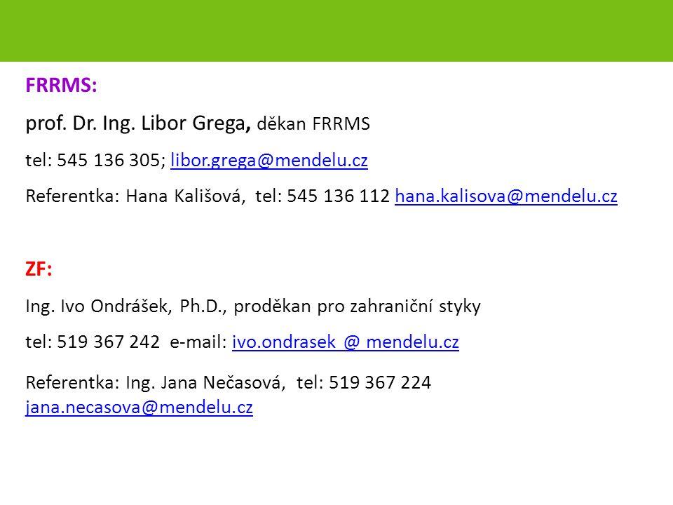 FRRMS: prof. Dr. Ing.