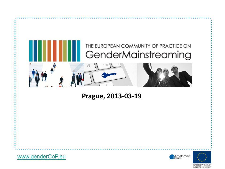 Genderová rovnost v novém programovacím období 26.