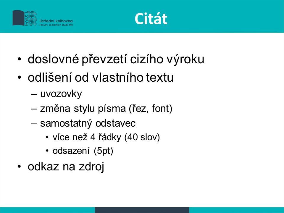 Sborník Primární odpovědnost sborníku.Název sborníku: podnázev sborníku.