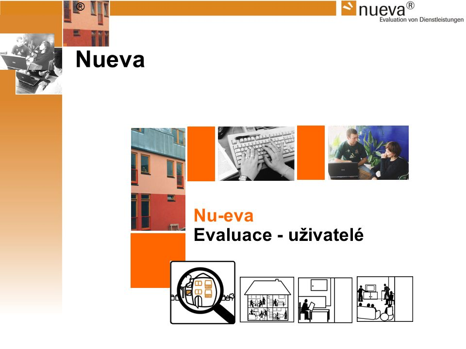 ® Nu-eva Evaluace - uživatelé Nueva