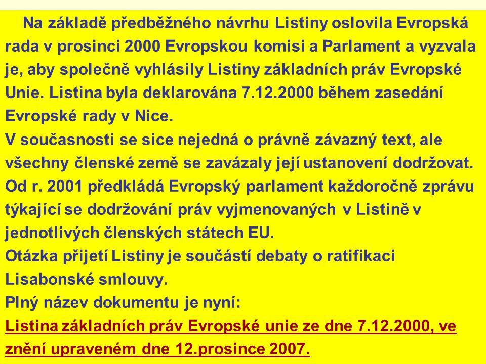 4.Petiční právo Právo občanů podávat petice k Evropskému parlamentu.