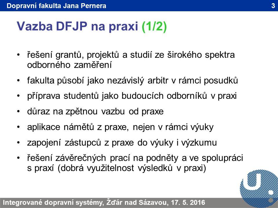 Vazba DFJP na praxi (1/2) 3TRANSCOM - Žilina 200923.