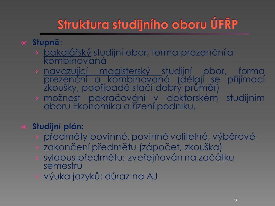 15  Oddělení pro zahraniční styky EF JU: (http://www.ef.jcu.cz/international_relations)http://www.ef.jcu.cz/international_relations  možnosti financování, partnerské univerzity…