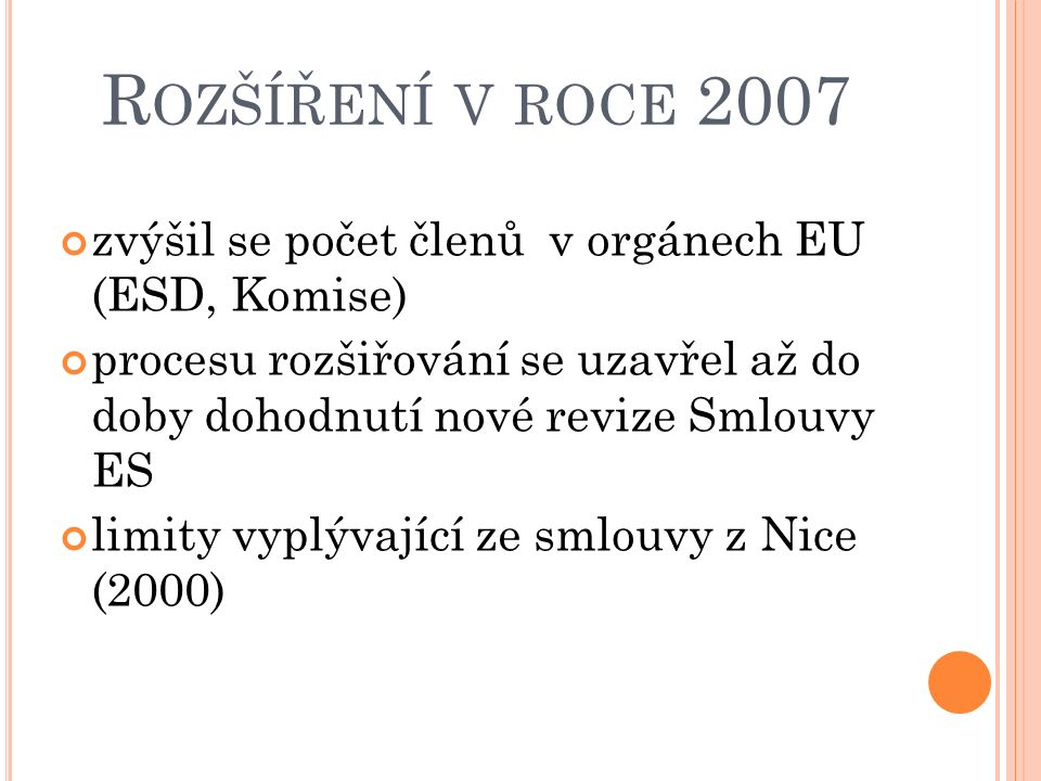 S MLOUVA O Ú STAVĚ PRO EU (2004) 18.