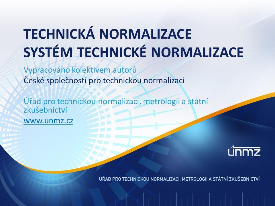 MEZINÁRODNÍ NORMALIZAČNÍ ORGANIZACE Mezinárodní normalizace Mezinárodní normalizaci představují normalizační organizace ISO, IEC, ITU Mezinárodní organizace pro normalizaci – ISO International Organization for Standardization ISO sdružuje v současné době přes 160 členů – národních normalizačních organizací.