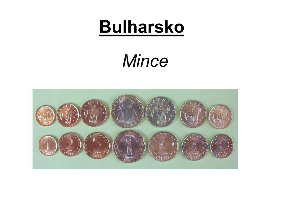Bulharsko Bankovky