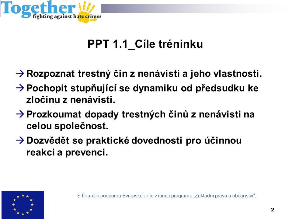 3 PPT 2.1_Definice stereotypů Domněnka o osobě nebo skupině lidí, která předpokládá, že všichni v této skupině sdílí určitou vlastnost.