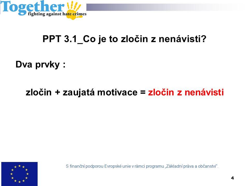 25 PPT 6.2_Ukazatele zkreslení  Vnímání oběti / svědka.