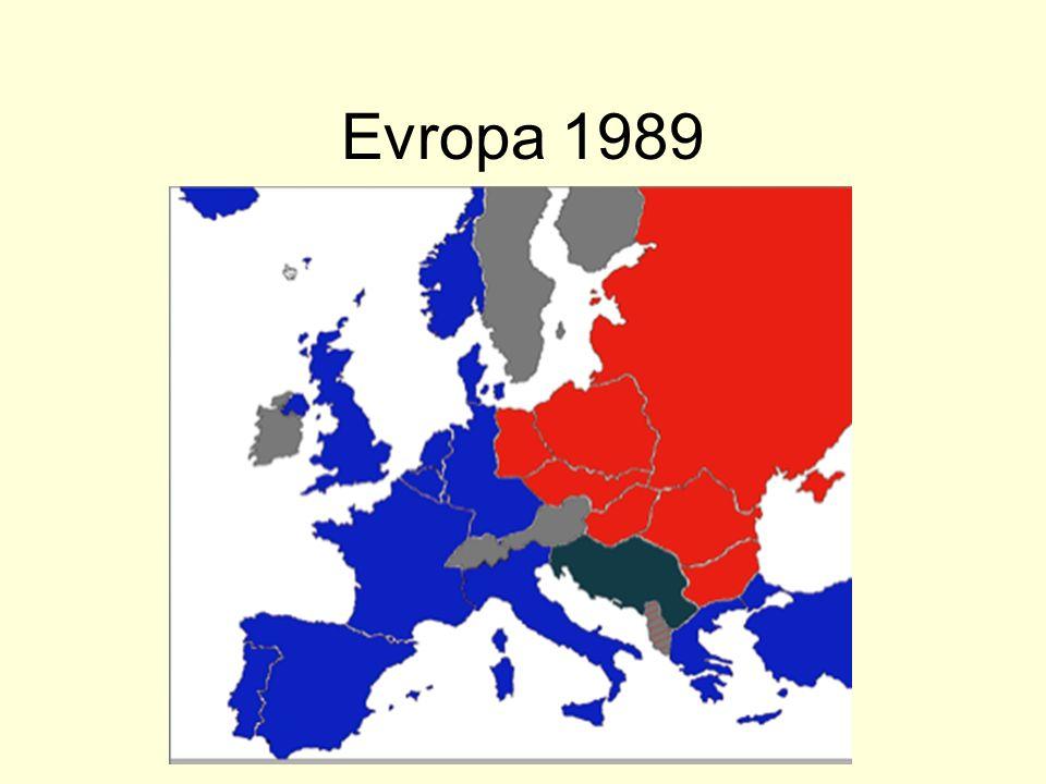 Evropa 1989