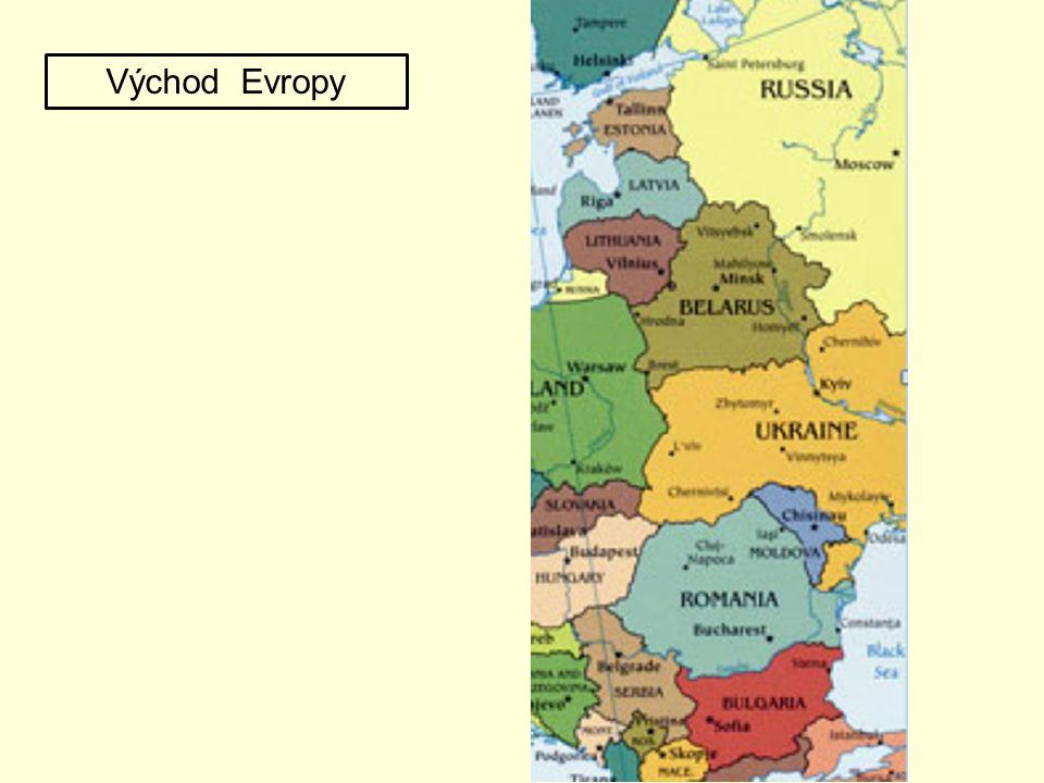 Východ Evropy
