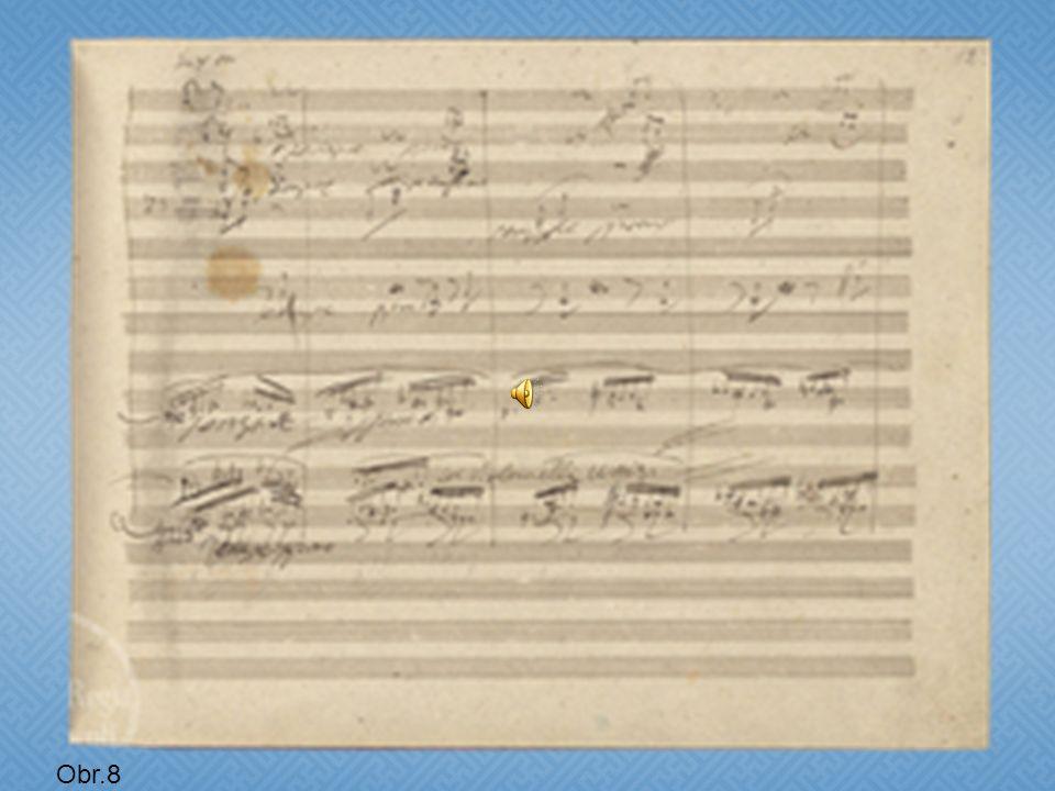 Hymna  Óda na radost  původně báseň napsaná Friedrichem Schillerem  oslavující přátelství mezi lidmi  zhudebněna Ludwigem van Beethovenem  roku 1824 jako čtvrtá a závěrečná věta jeho Deváté symfonie  Jako hymna je používána beze slov Obr.7
