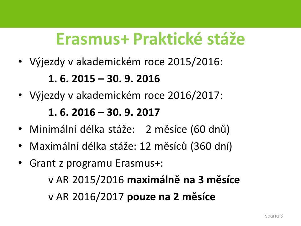 Výše grantu 2015/2016 strana 34