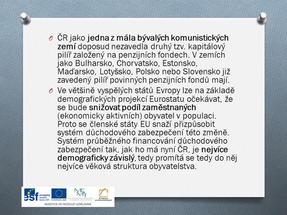 O ČR jako jedna z mála bývalých komunistických zemí doposud nezavedla druhý tzv.