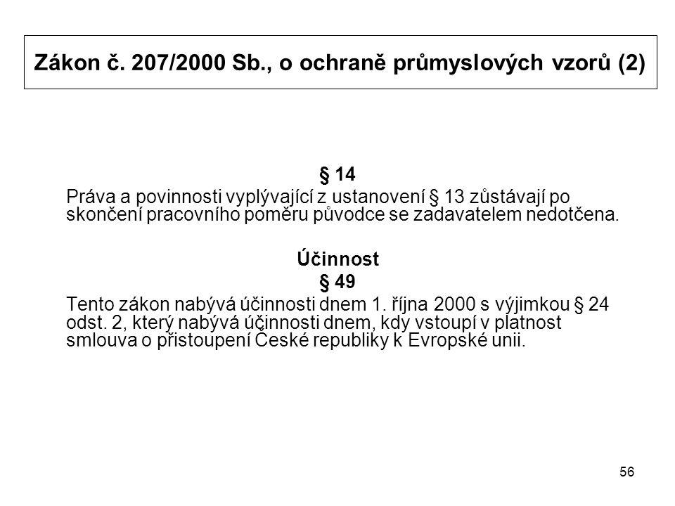 56 Zákon č.