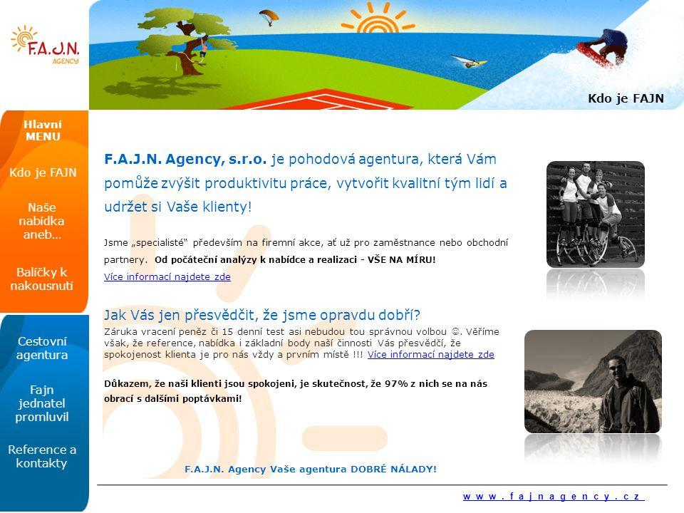 F.A.J.N. Agency, s.r.o.