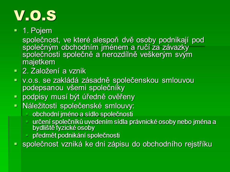 V.O.S  1.