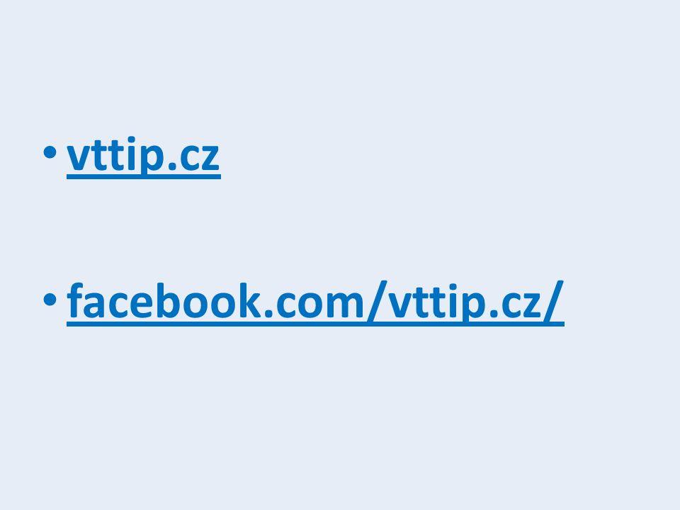vttip.cz facebook.com/vttip.cz/