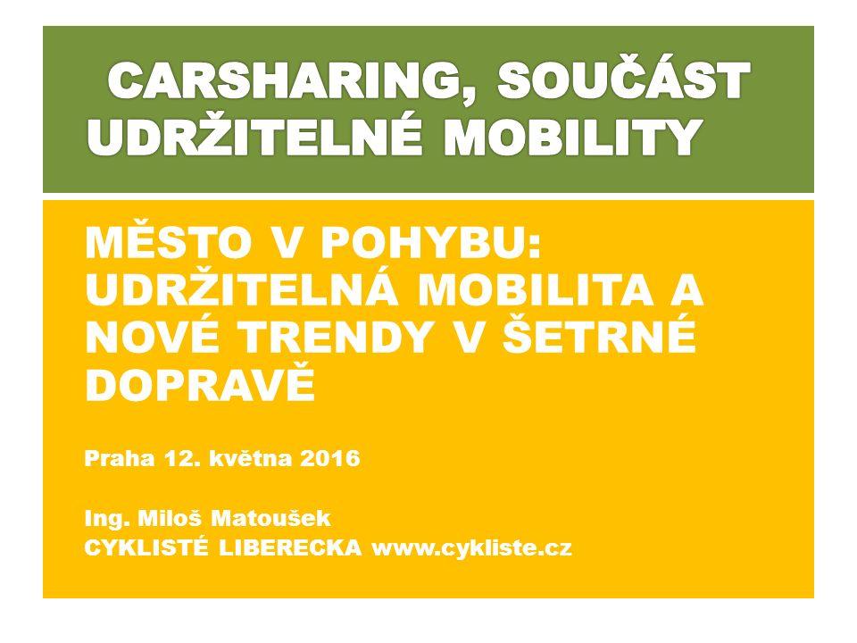Počet osobních aut v Česku roste: už více než 5 milionů aut.