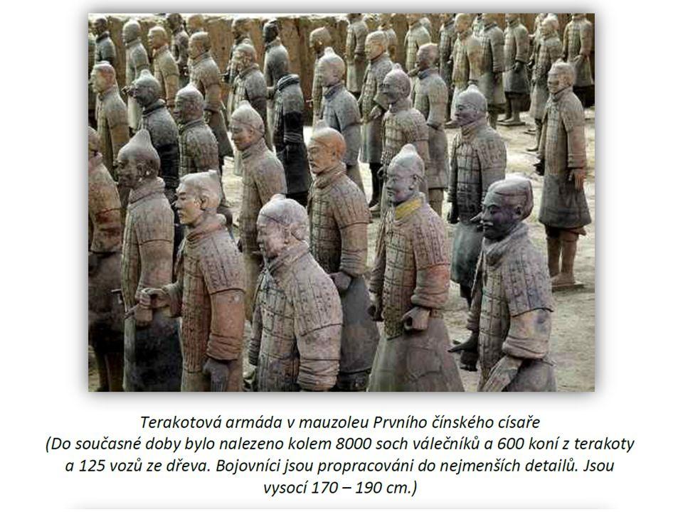 Opakování – skupinová práce 1.Jakou část světa ovlivňovala Čína.