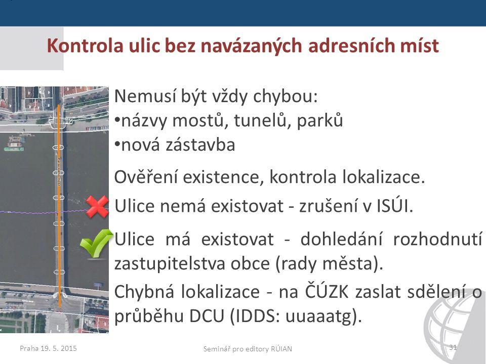 Ulice má existovat - dohledání rozhodnutí zastupitelstva obce (rady města).