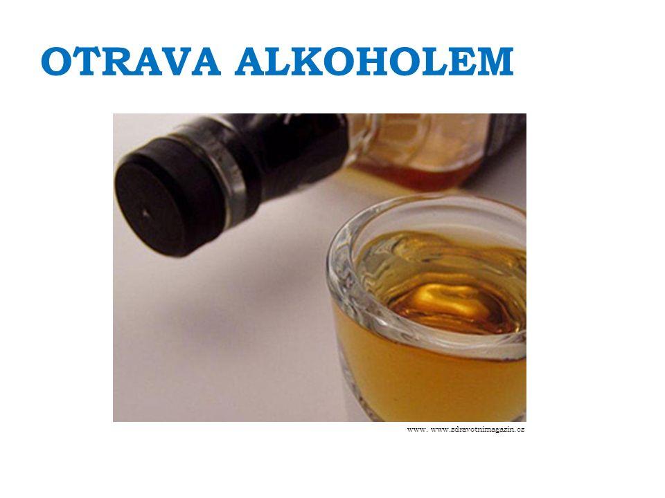 OTRAVA ALKOHOLEM www. www.zdravotnimagazin.cz