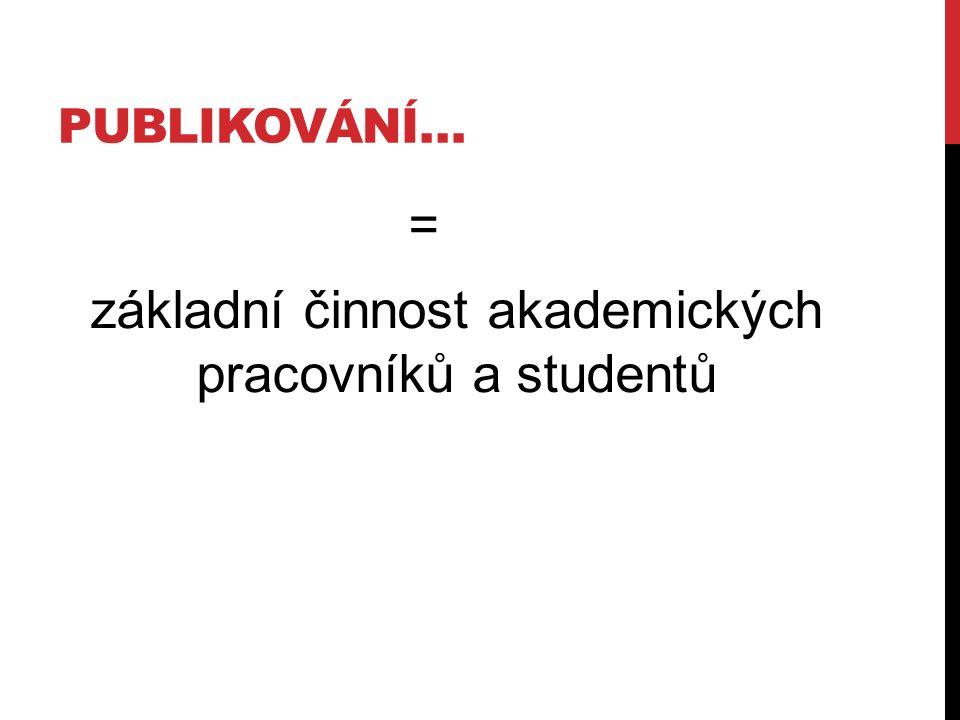 MOŽNOSTI PUBLIKOVÁNÍ V ČR – OBOROVÁ PERIODIKA ČTENÁŘ - Měsíčník pro knihovny ISSN: 0011-2321 vydavatel : Středočeská vědecká knihovna - Kladno http://ctenar.svkkl.cz/ e-mail : ctenar@svkkl.cz, redakcectenare@centrum.cz http://ctenar.svkkl.cz/ctenar@svkkl.cz,redakcectenare@centrum.cz DUHA - Informace o knihách a knihovnách z Moravy ISSN: 0862-1985; 1804-4255 (online) vydavatel : Moravská zemská knihovna v Brně e-mail : duha@mzk.cz http://duha.mzk.cz duha@mzk.cz http://duha.mzk.cz IKAROS - Elektronický časopis o informační společnosti ISSN: 1212-5075 vydavatel : IKAROS, o.s.