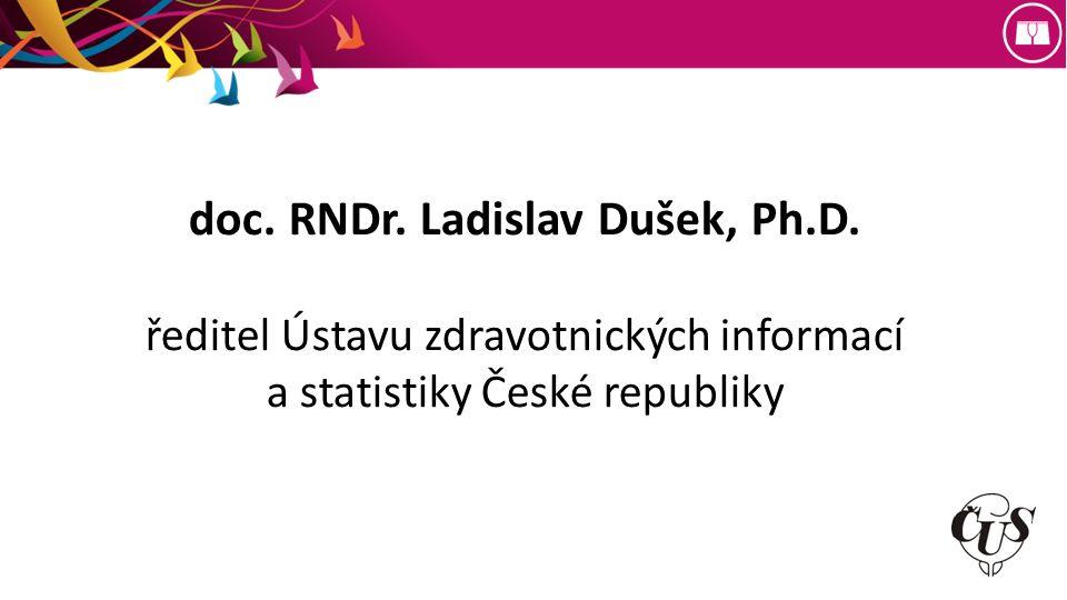 doc. RNDr. Ladislav Dušek, Ph.D.