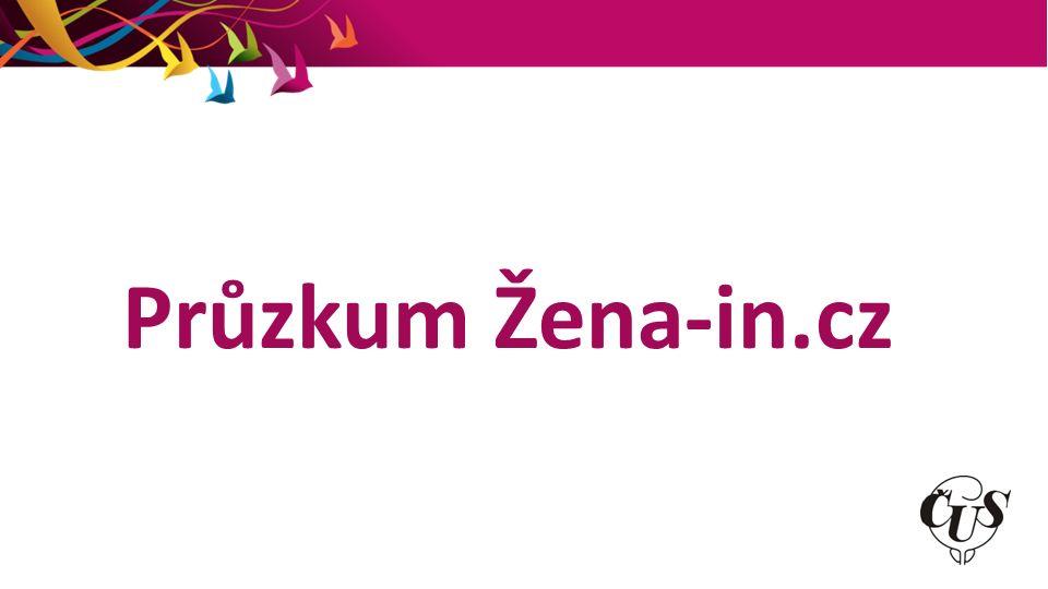 Průzkum Žena-in.cz