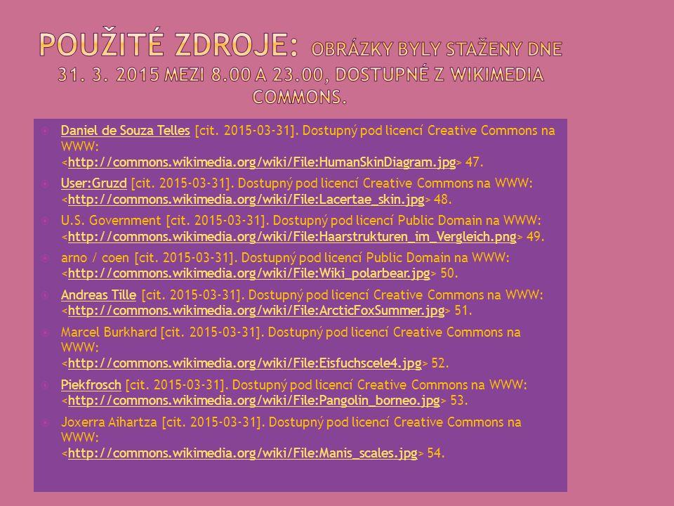  Daniel de Souza Telles [cit. 2015-03-31]. Dostupný pod licencí Creative Commons na WWW: 47.