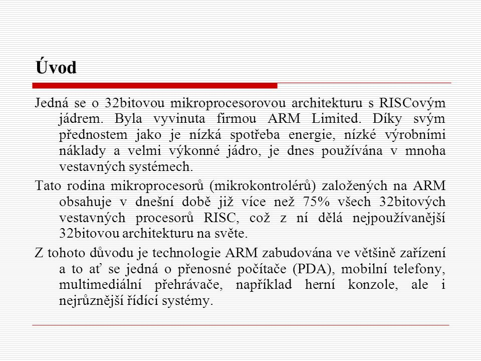 16 bitů NVM (nebo 32 bitů NVM) jsou softwarově programovatelné pomocí uživatelského rozhraní EFC.